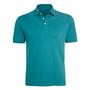 Grünes T-Shirt ,Freisteller auf weiß als Hollow Man